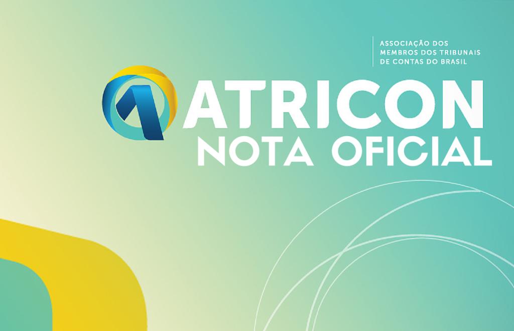 Nota Oficial Atricon