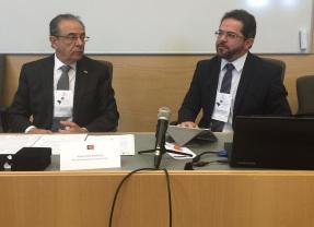 Em Lisboa, Valdecir Pascoal destaca ciclos de mudanças no controle público brasileiro