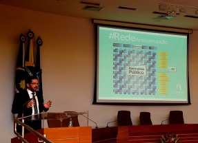 Valdecir Pascoal defende fortalecimento de Rede Anticorrupção