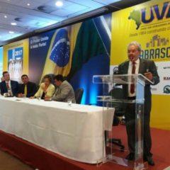 Presidente do TCE-SE profere palestra na Marcha dos Vereadores sobre o papel dos TCs no combate à corrupção