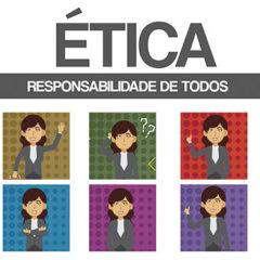 """TCE Ceará lança Campanha """"Ética: responsabilidade de todos"""""""
