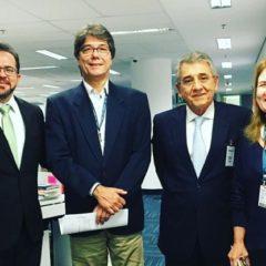Valdecir Pascoal debate Tribunais de Contas em O Globo e no Congresso em Foco