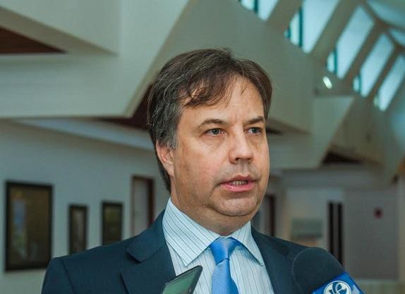 Conselheiro Fábio Nogueira é candidato único à presidência da Atricon