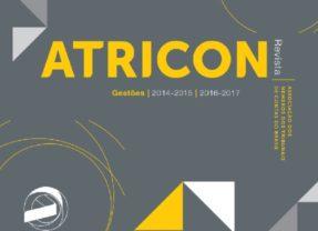 Atricon publica revista com balanço de quatro anos de gestão