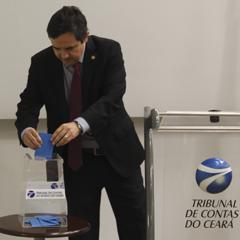 Escolhidos dirigentes do TCE Ceará – biênio 2018/2019