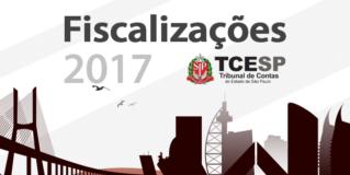 TCESP realiza fiscalização em mais de 90% dos municípios paulistas em 2017