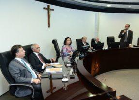 Conselheiro Caldas Furtado assume presidência do Colégio de Presidentes dos Tribunais de Contas do Brasil