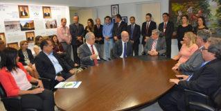 Tribunal de Contas e Conselho Regional de Contabilidade assinam convênio