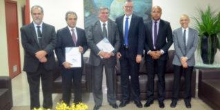 Pós-graduação na área de combate ao crime organizado é o foco de termo firmado entre TCE, TJ e MP