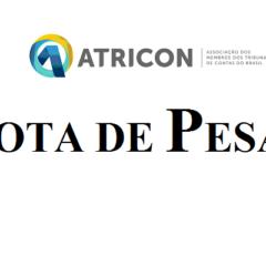Atricon lamenta morte da Conselheira Adriene Andrade