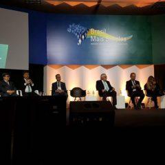 Com demandas pelo fortalecimento institucional presidente da Atricon tem agenda em Brasília