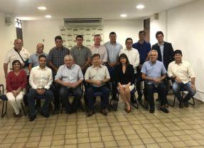 Governança é pauta de encontro com dirigentes da CNM