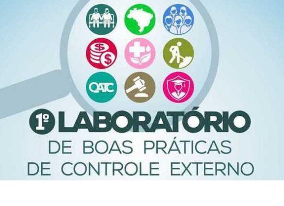 Compartilhamento é meta do I Laboratório de Boas Práticas de Controle Externo