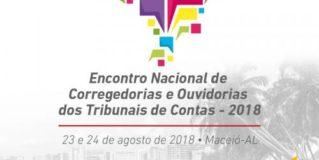 Encontro Nacional de Corregedorias e Ouvidorias ds TCS será realizado em Maceió