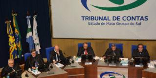 TCE-MS aprecia 68 processos em sessão