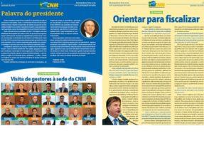 CNM entrevista presidente Fábio Nogueira