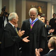 José Múcio é empossado presidente do TCU