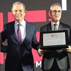 TCE-SP recebe menção honrosa em maior premiação jurídica do país