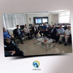 Certificação do MMD-TC rende visita técnica à PB