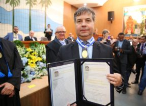 TCE-TO celebra 30 anos com homenagens