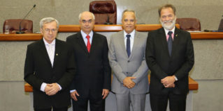 Mauri Torres toma posse como presidente do TCEMG no dia 1