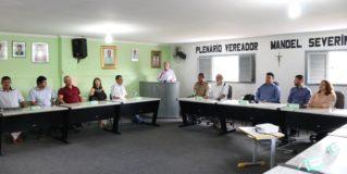 TCE faz em Borborema segunda entrega de mapeamento do Programa Decide