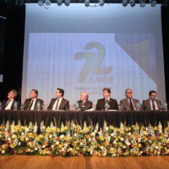 TCE-PR celebra 72 anos de atividades