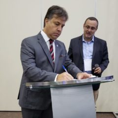 Atricon e FBSP firmam Acordo de Cooperação