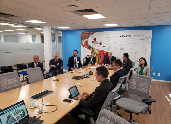 Atricon e BID avançam em parceria institucional