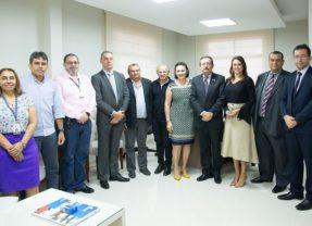 Garantia da Qualidade visita TCE-RR