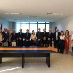 Comissão de Garantia de Qualidade visita TCE-TO