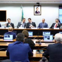 Em discussão: transferência de recursos federais
