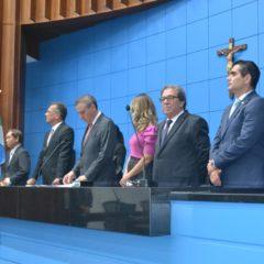 TCE-MS recebe homenagem em sessão solene na Assembleia Legislativa