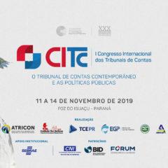 I CITC debate o Controle Externo Contemporâneo
