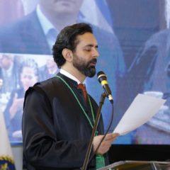 Conselheiro Rodrigo Chamoun é empossado presidente do TCE-ES