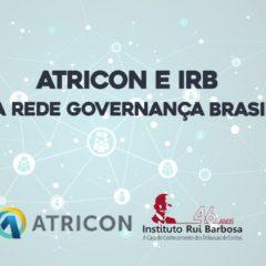 Atricon e IRB estão na Rede Governança Brasil