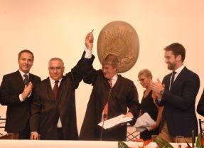 Conselheiro Estilac Xavier toma posse como presidente do TCE-RS