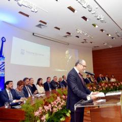 Dirceu Rodolfo assume presidência do TCE-PE