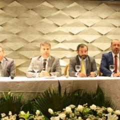 Dirigentes da Atricon têm primeira reunião