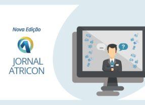 Jornal Atricon em nova edição
