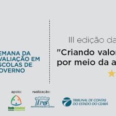 III Semana da Avaliação em Escolas de Governo será realizada em junho pela Escola de Contas do TCE Ceará