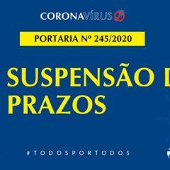 TCE Ceará – Prazos de processos físicos e eletrônicos na Corte cearense estão suspensos até 14 de junho