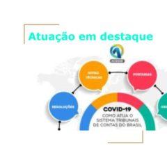 Agência Brasil e Isto É Dinheiro noticiam atuação dos TCs