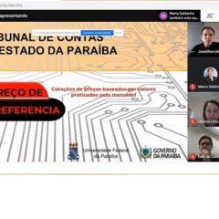 Comitê de Comunicação: técnicos do TCE-PB apresentam experiências