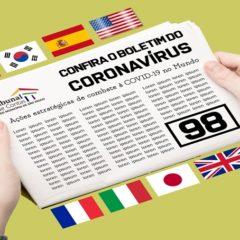 TCMSP edita Boletim com notícias da Covid-19