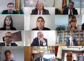 Renato Azeredo toma posse como conselheiro do TCE-RS