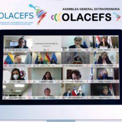 Assembleia Olacefs: Adircélio Moraes representa Atricon