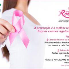 TCE-MS alerta servidoras sobre importância da prevenção do câncer de mama