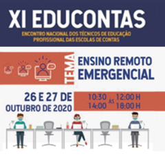 TCE Ceará participará do XI Educontas debatendo sobre Ensino Remoto Emergencial