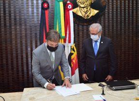 Fábio Nogueira assume vice-presidência do TCE-PB